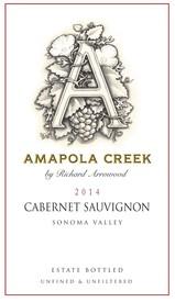 2014 Cabernet Sauvignon, Sonoma Valley, Estate Vineyard